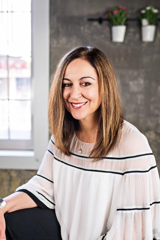 Janine Sherringham (BA, MMktgComms)